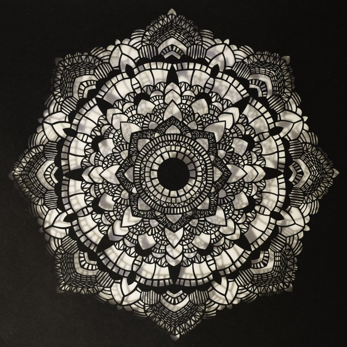 anna,Elisa Mearelli – papercutting